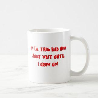 Dieses Schlechte Kaffeetasse