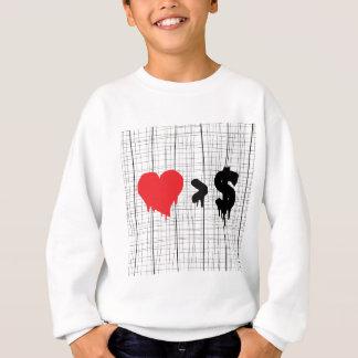 Dieses t zeichnet sweatshirt