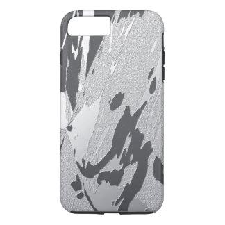 Digital-Gips-Beschaffenheit abstrakt iPhone 7 Plus Hülle