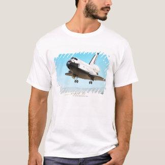 Digital-Illustration der Raumfähre T-Shirt