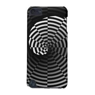 Digital-Schachbrett Yin Yang iPod Touch 5G Hülle