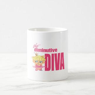 Diminutive Diva Kaffeetasse
