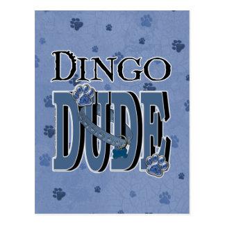 Dingo TYP Postkarte