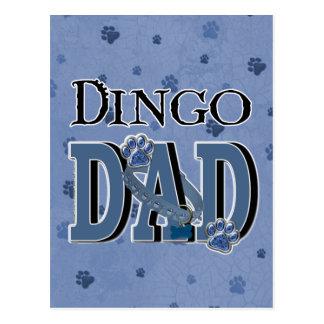 Dingo VATI Postkarte