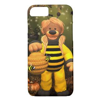 Dinky Bären: Kleine Biene iPhone 7 Hülle