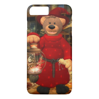 Dinky Bären: Kleiner Zauberer iPhone 7 Plus Hülle