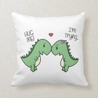 Dino-Liebe-Kissen! Kissen