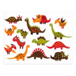 Dinosaur1 Cartes Postales