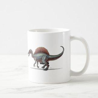Dinosaure de Spinosaurus de tasse