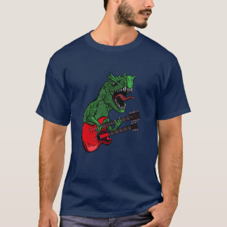 Dinosaurier-Bänder T-Shirt