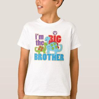 Dinosaurier-Brudert-shirt T-Shirt
