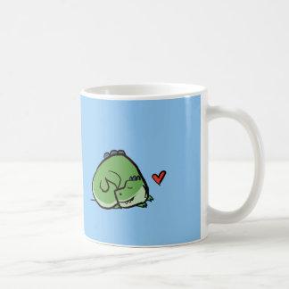 Dinosaurier der Liebe I Kaffeetasse