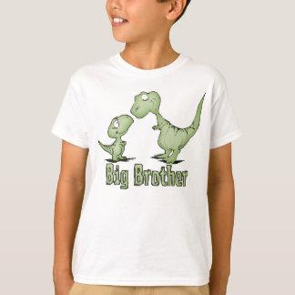 Dinosaurier-großer Bruder T-Shirt