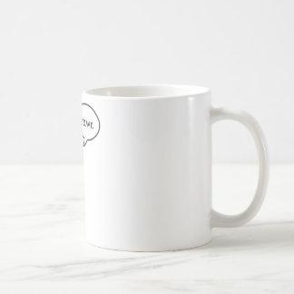 Dinosaurier rawr! kaffeetasse