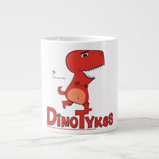 Dinotykes Ty ist ein Tyrannosaurus Rex Jumbo-Tasse
