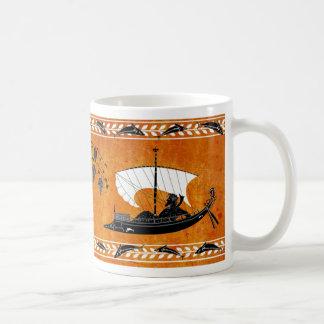 Dionysus und die Piratenart-Tasse Kaffeetasse