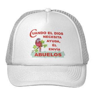 Dios Envía ein MI Abuelo© Castillo Netzmütze