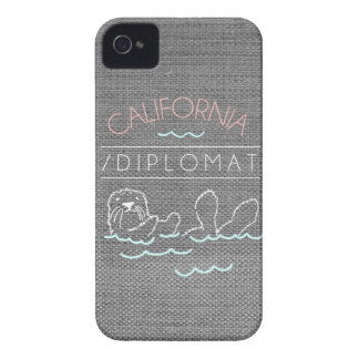 /DIPLOMAT-KLEID - OTTER - ipone4/4s Fall iPhone 4 Case-Mate Hüllen