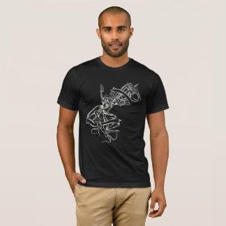 Disc-Golf-Spaßvogel-T - Shirt