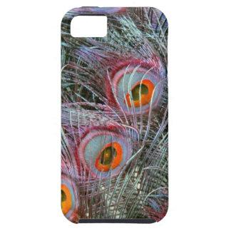 Disco-70er Pfau-Augen Etui Fürs iPhone 5