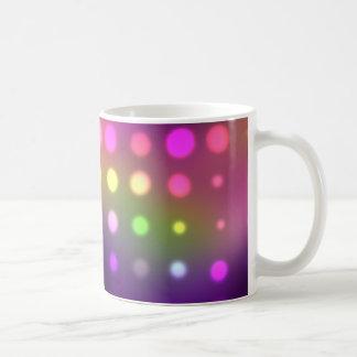 Disco-Lichter Kaffeetasse