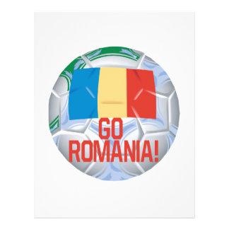 Disparaissent la Roumanie Prospectus Customisé
