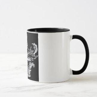 Distel-Wappen-Tasse Tasse
