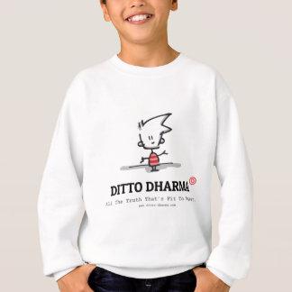 Dito Dharma - die ganze Wahrheit, die gepasst Sweatshirt