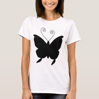 Diva-Schmetterling T-Shirt
