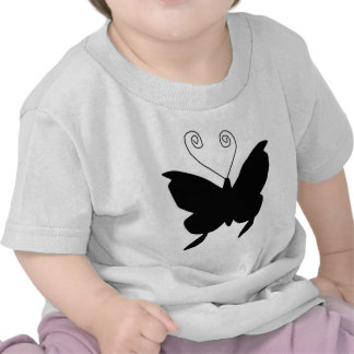 Diva-Schmetterling T Shirts