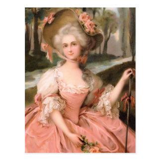 Diva wie es ist 1799 postkarte