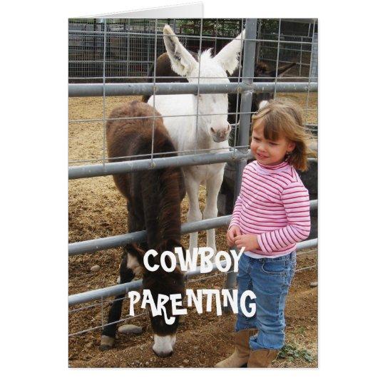 Diversity - CowboyParenting Karte