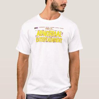 Divertissement anormal t-shirt