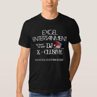 Divertissement d'Excel Tee Shirt