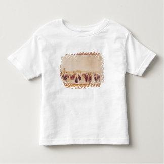Divertissement sur la glace t-shirt pour les tous petits