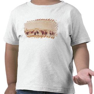 Divertissement sur la glace t-shirts