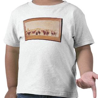 Divertissement sur la glace t-shirt