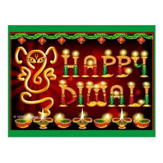 Diwali Postkarte