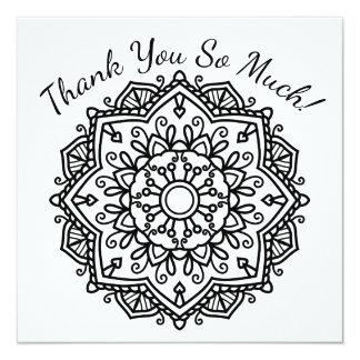 DIY Farbe Ihre Selbst danken Ihnen Herz-halbe Karte