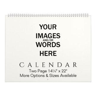DIY - Kalender groß