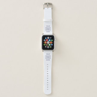DIY (mehr Wahlen) - Apple Watch Armband