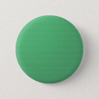 DIY Schablone GRÜN Kristallbeschaffenheit addieren Runder Button 5,7 Cm