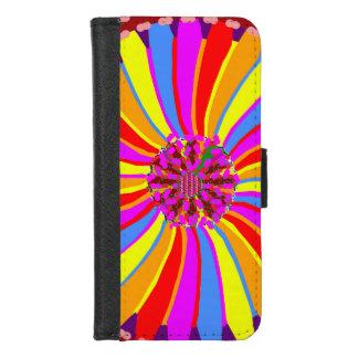 DIY SCHABLONE Iphone Galaxie Samsung iPhone 8/7 Geldbeutel-Hülle