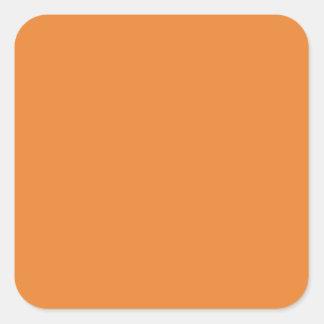 DIY Vorlagen ändern Quadratischer Aufkleber