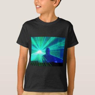 DJ auf dem PlattformkinderT - Shirt