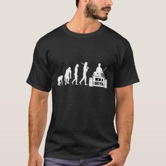 DJ-Disc-Jockey Clubbing Dubstep Diskjockey-Musik T-Shirt