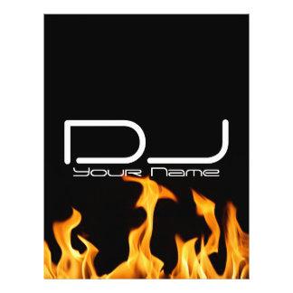 """DJ-""""HITZE"""" Flyer"""