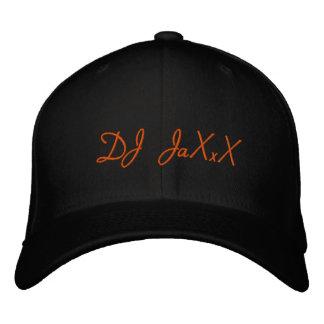 DJ JaXxX Bestickte Baseballkappe