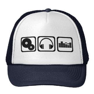 DJ TRUCKERKAPPEN