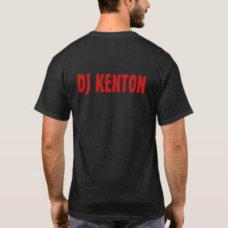 DJ Kentons Riddim wurzelt den T - Shirt der